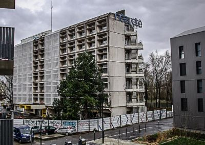 Le 6B, Saint-Denis par Julien Barret