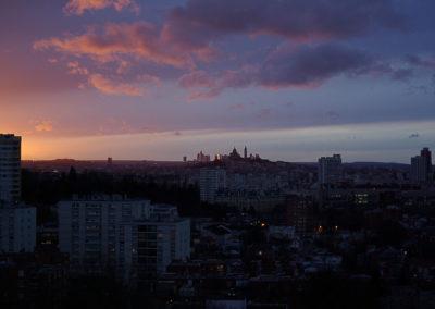 Panorama sur Paris ouest©JulienBarret