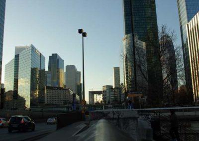 la Défense vue du pont©JulienBarret
