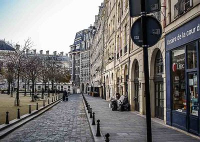 Place Dauphine©JulienBarret