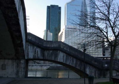 pont et tours de la Défense©JulienBarret