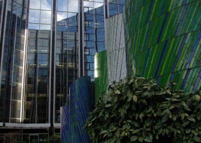 verre et vert à la Défense©JulienBarret