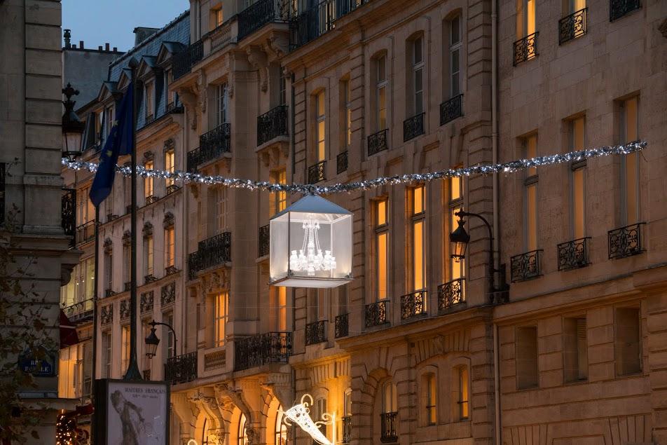 Baccarat illumine le faubourg Saint-Honoré-14 ©Laurent Parrault