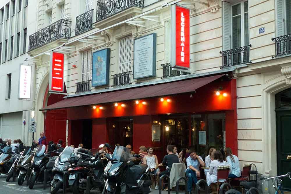 Cinéma du Lucernaire