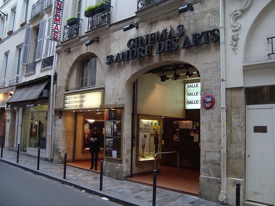 CinémaSaint-André-des-Arts(c)LPLT-Wikimedia Commons