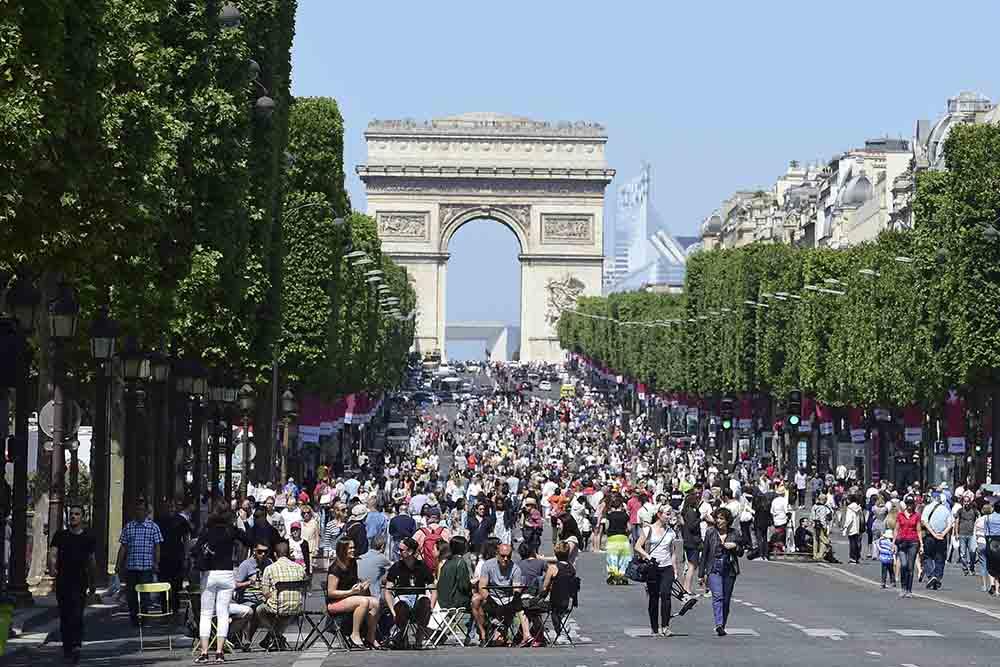 Le Gout des Champs 2015 - Champs Elysees - 07/06/2015