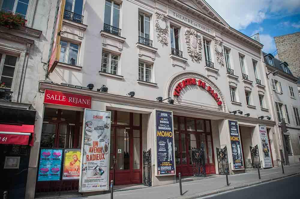 Théâtre de Paris ©PhillipeMuraro