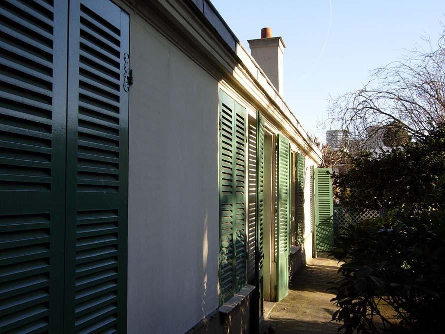 Maison de Balzac à Paris par Interzone00 - WikimediaCommons