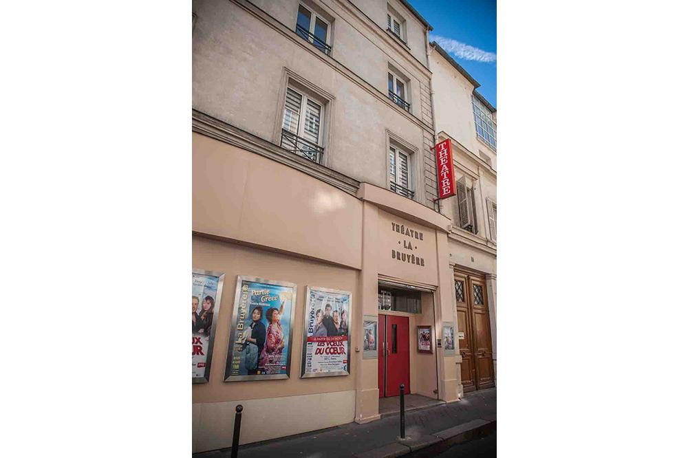 Théâtre La Bruyère©PhillipeMuraro
