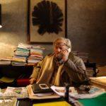 Philippe Tesson dans son bureau©JulienBarret