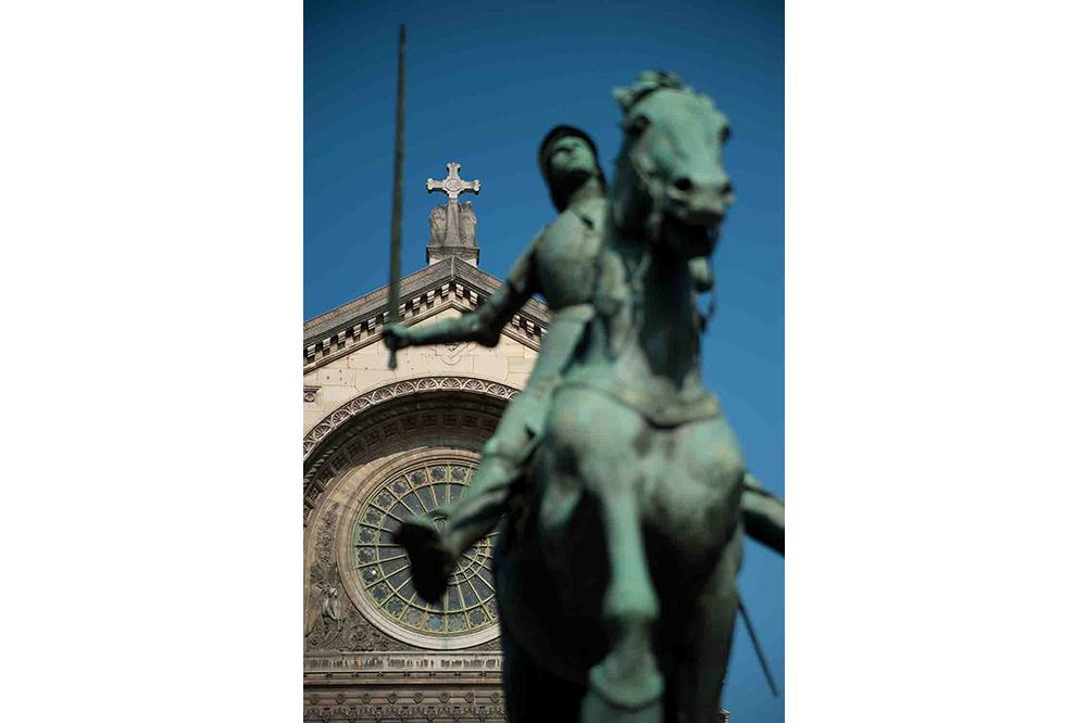 Saint Augustin-statue Jeanne d'Arc©PhillipeMuraro