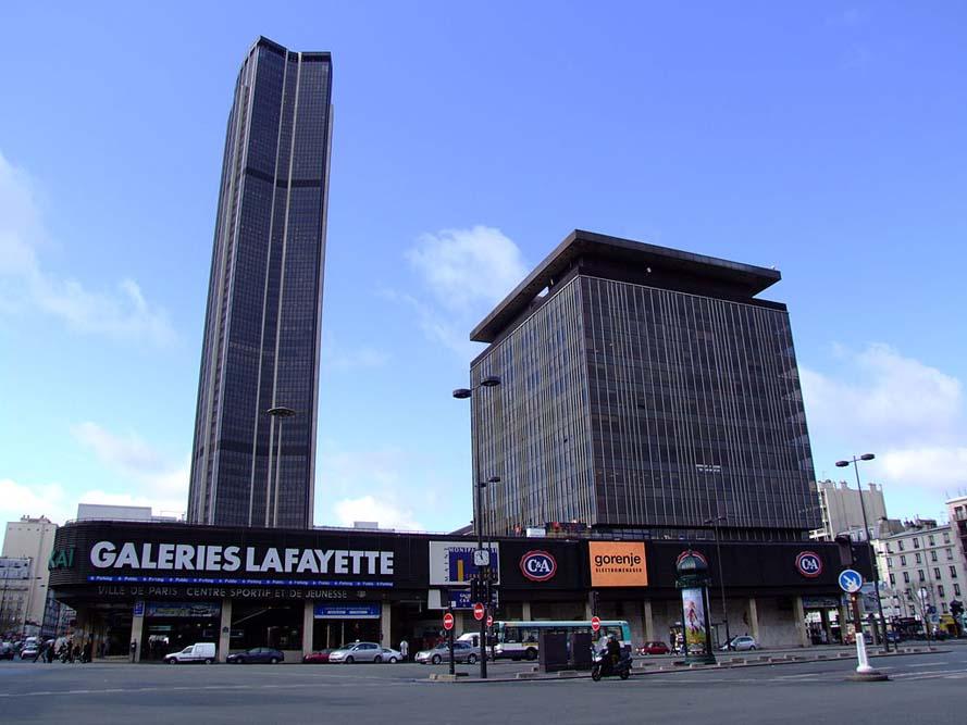 Tour Montparnasse par AlfvanBeem-WikimediaCommons
