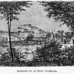 Suresnes et le Mont Valérien dans le livre d'Henri Corbel, Petite histoire du Bois de Boulogne, Albin Michel, 1931 via Wikimedia Commons