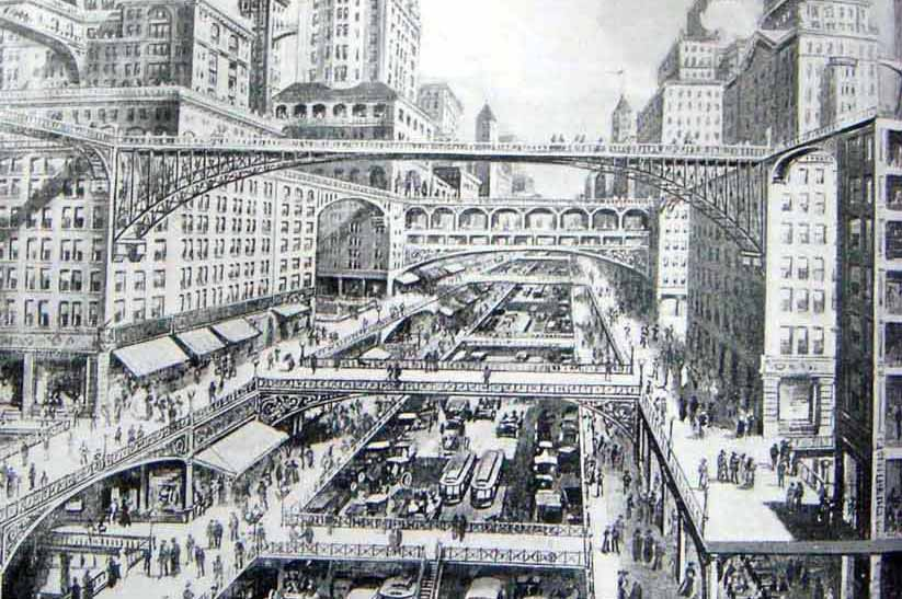 City-of-the-Future-by-H-W-Corbett-1913