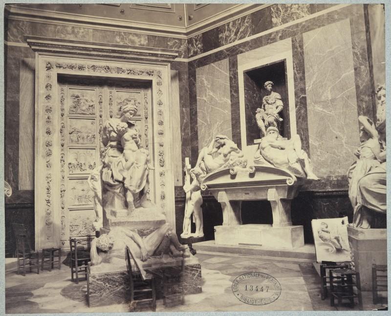 Anonyme, La Chapelle des Louanges (vers 1884)