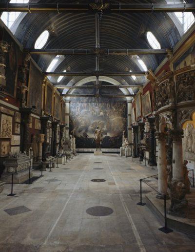 La nef de la Chapelle © ENSBA Paris