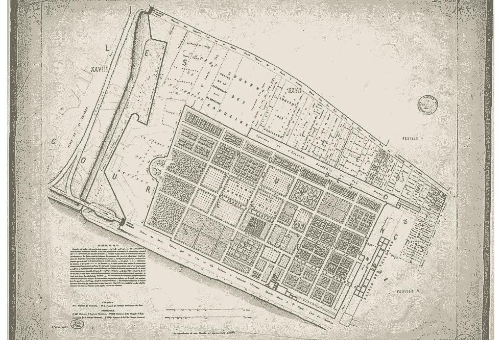 Histoire topographique de Paris