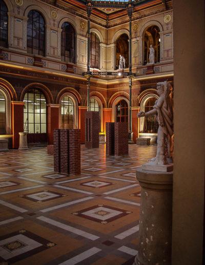 palais des études par Julien Barret