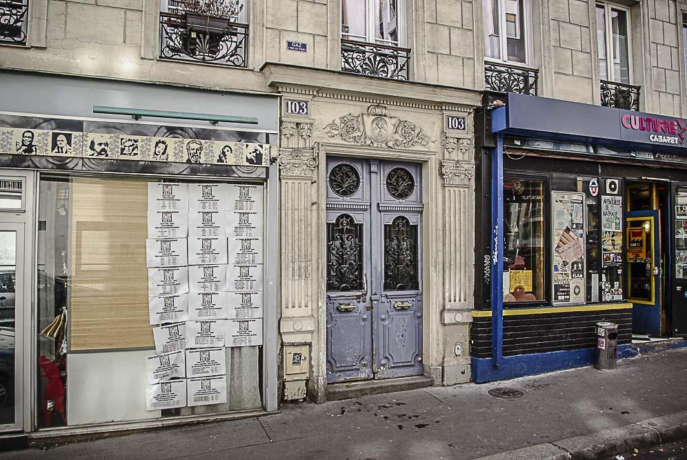 103 rue Julien Lacroix par J Barret
