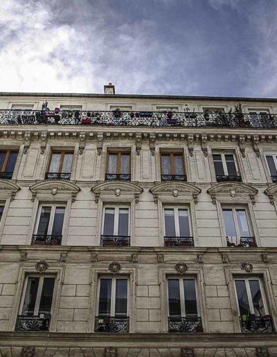 immeuble rue J. Lacroix par Julien Barret