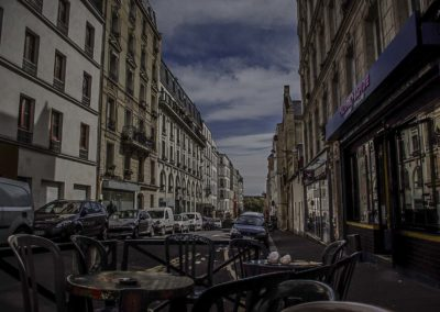 rue Julien Lacroix par Julien Barret