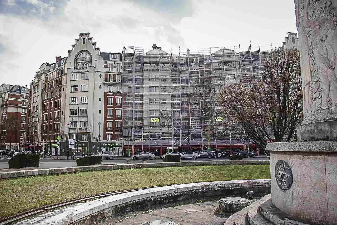 Les environs de la porte de Saint-Cloud | Autour de Paris-Le nouveau ...
