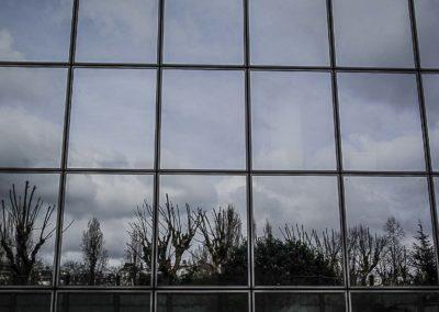 façade avenue Le jour se lève, Boulogne ©J Barret