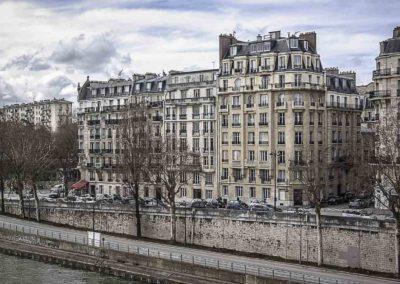 quai Louis Bleriot 16e ©J Barret
