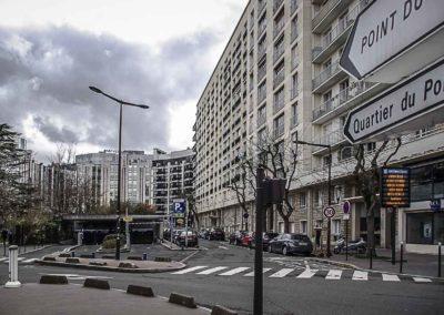 quartier du point du jour Boulogne ©J Barret