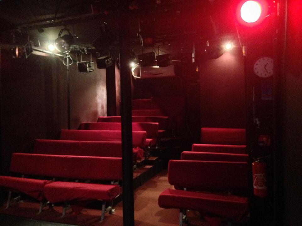 Salle Pixel - D.R.