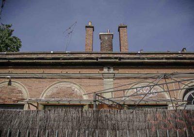 L'ancienne gare de Vaugirard-Ceinture
