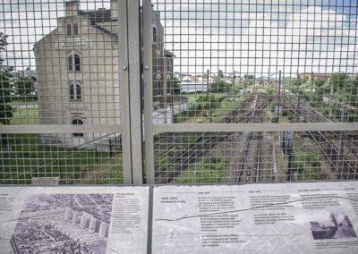 Ancienne gare de déportaiton de Bobigny par J. Barret-11