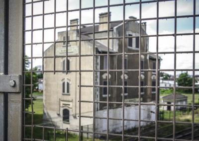 Ancienne gare de déportation de Bobigny par J. Barret