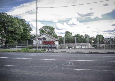sur le Pont de l'avenue Barbusse à Bobigny par J. Barret-9