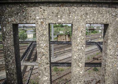 Vue du pont de l'avenue Jean Jaurès à Drancy par J.Barret-4
