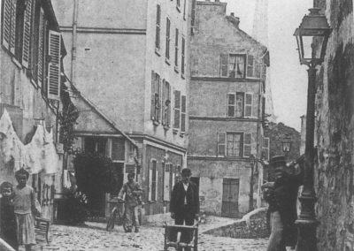 Voyage bucolique au fil de la rue Berton