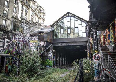 Ces anciennes gares du 18e reconverties en bars branchés