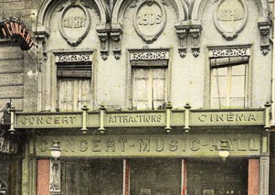 Les Variétés-Parisiennes de la rue de la Croix-Nivert