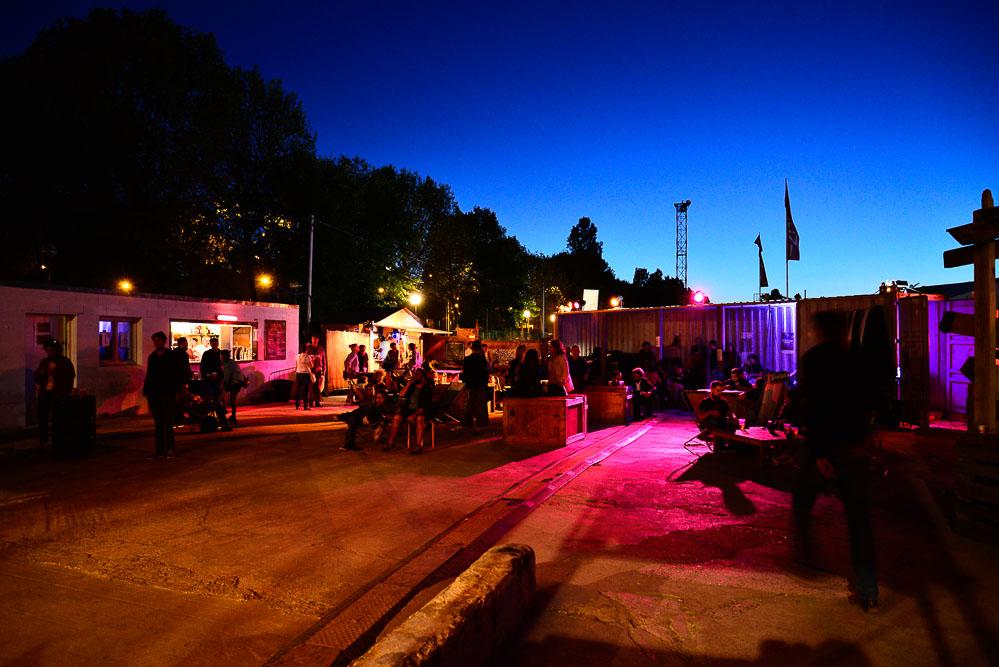 LTM Festival à la Gare des Mines @ Come Cerezales (85)