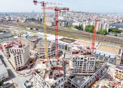 La métamorphose du nord-est de Paris, entre projets urbains et friches transitoires