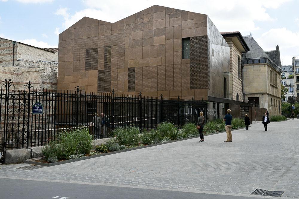 La rénovation du musée de Cluny