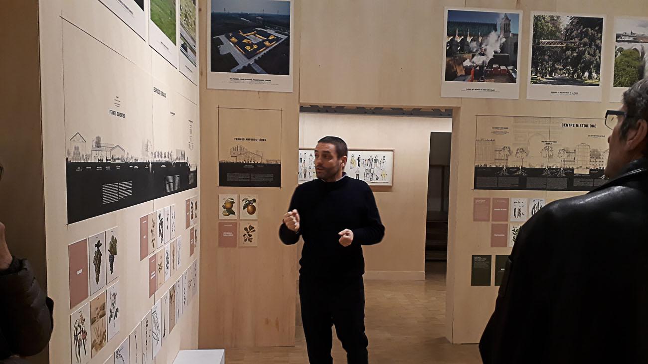 L'exposition Capital Agricole du Pavillon de l'Arsenal présentée par Augustin Rosenstiehl par JBarret-12