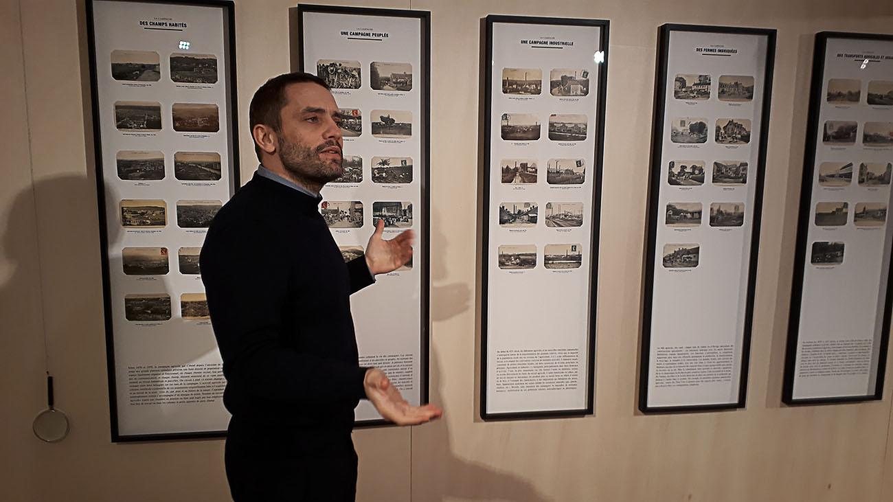 L'exposition Capital Agricole du Pavillon de l'Arsenal présentée par Augustin Rosenstiehl par JBarret-2