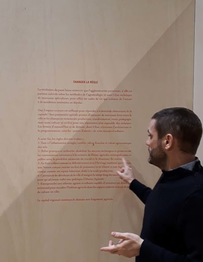 L'exposition Capital Agricole du Pavillon de l'Arsenal présentée par Augustin Rosenstiehl par JBarret-20