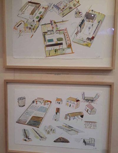 L'exposition Capital Agricole du Pavillon de l'Arsenal présentée par Augustin Rosenstiehl par JBarret-5