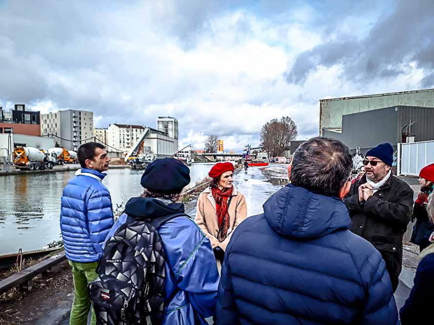 Dérive en territoire situationniste organisée le 26 janvier 2019 par Anne-Marie Morice et Les Promenades urbaines-12