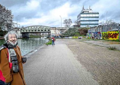 Dérive en territoire situationniste organisée le 26 janvier 2019 par Anne-Marie Morice et Les Promenades urbaines-19