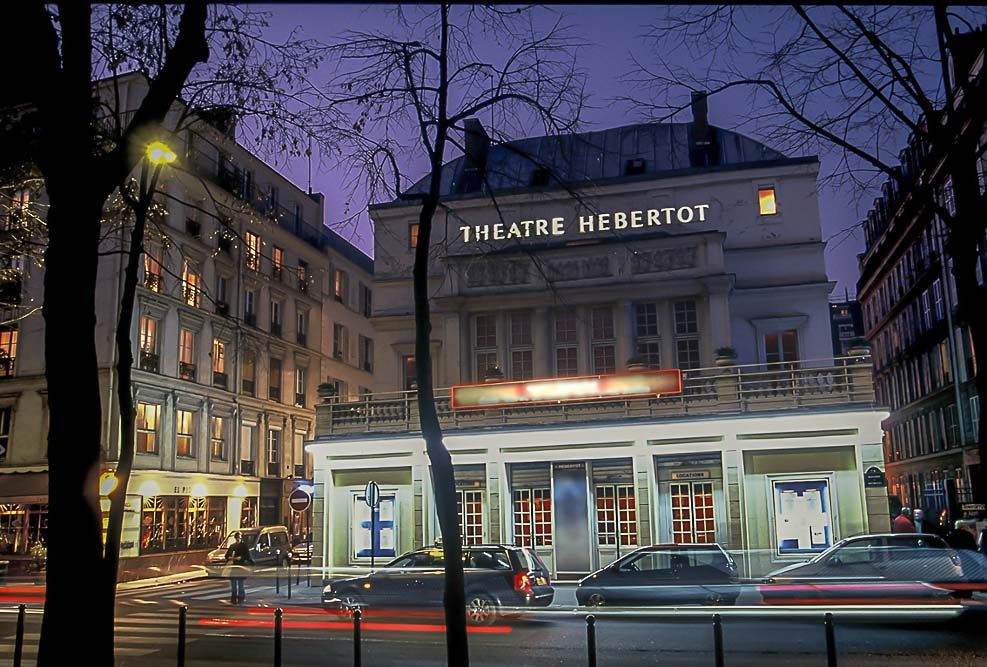 5 theatre hebertot