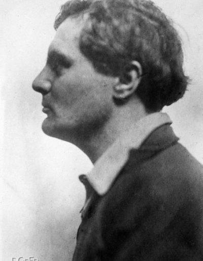Amedeo Modigliani (1884-1920) © Roger-Viollet