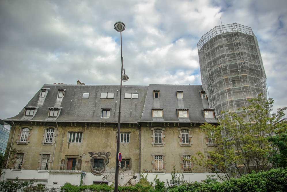 Les Frigos, une histoire de l'art et de l'urbanisme à Paris